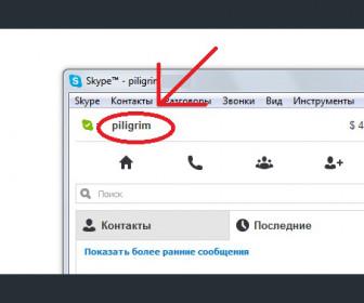 Как изменить логин на скайпе